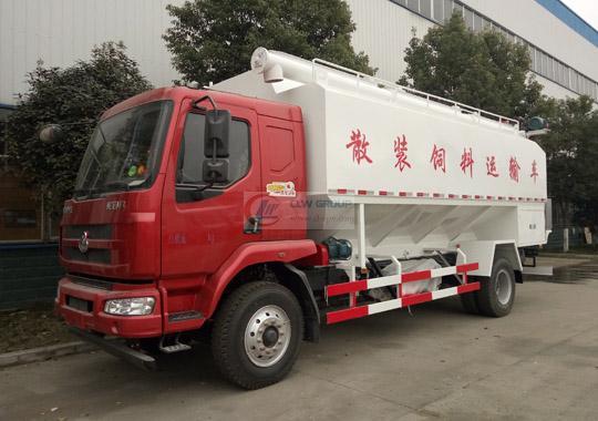Liuqi Chenglong 15 Tonnen Massenguttransporter