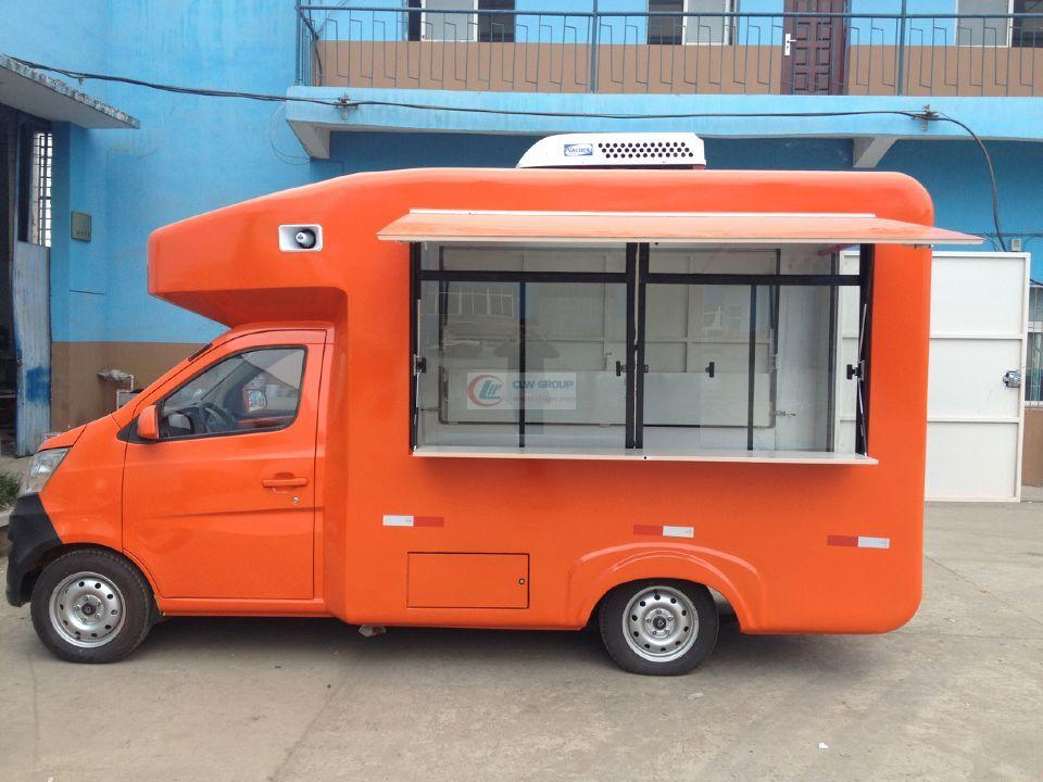 Changan mobile vending truck (2.8 meters)