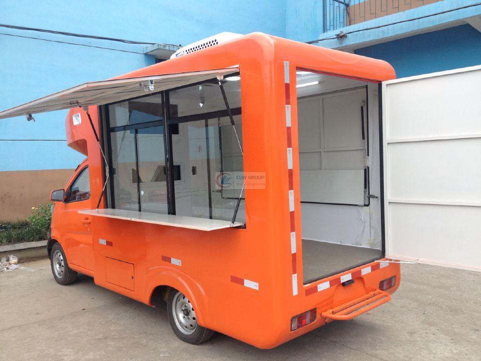 Changan 流动售货车