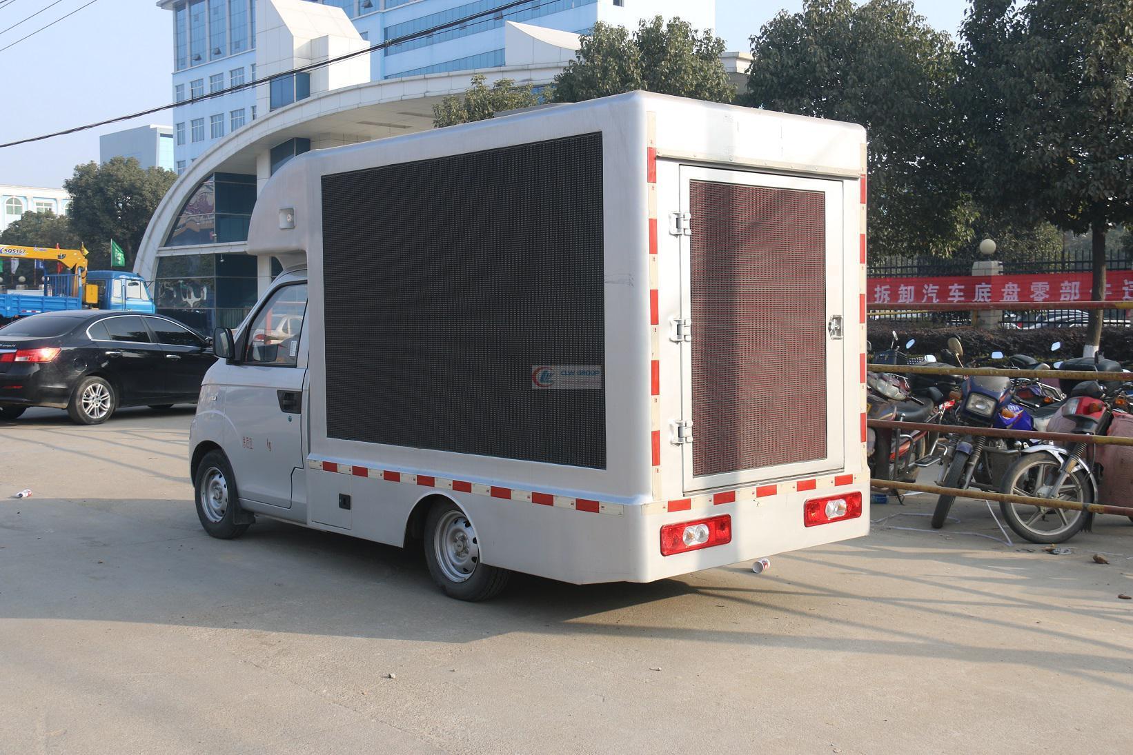 开瑞 LED Advertising truck