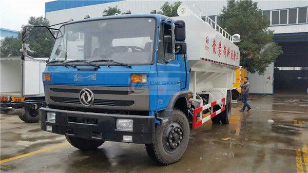 Dongfeng 153 bulk feed truck (10 tons)
