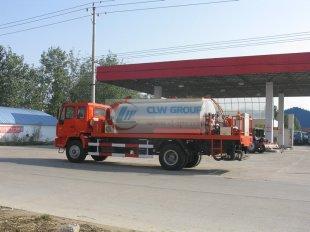 Heavy Duty Truck Yellow River Marshal Asphalt Distributor, Asphalt Transport Truck|Asphalt Truck