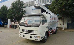 Dongfeng Duolika 8 Ton National Four Bulk Feed Transporter, Bulk Feed Transporter