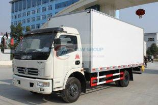 Dongfeng Duolika refrigerated truck (country four refrigerated truck), refrigerated truck