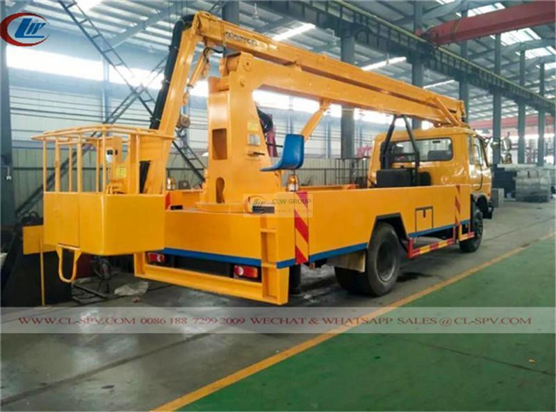 Dongfeng 145 Aerial PlatformTruck