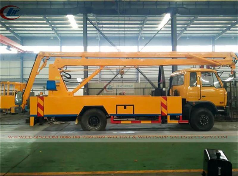 Dongfeng 20 meters Aerial PlatformTruck