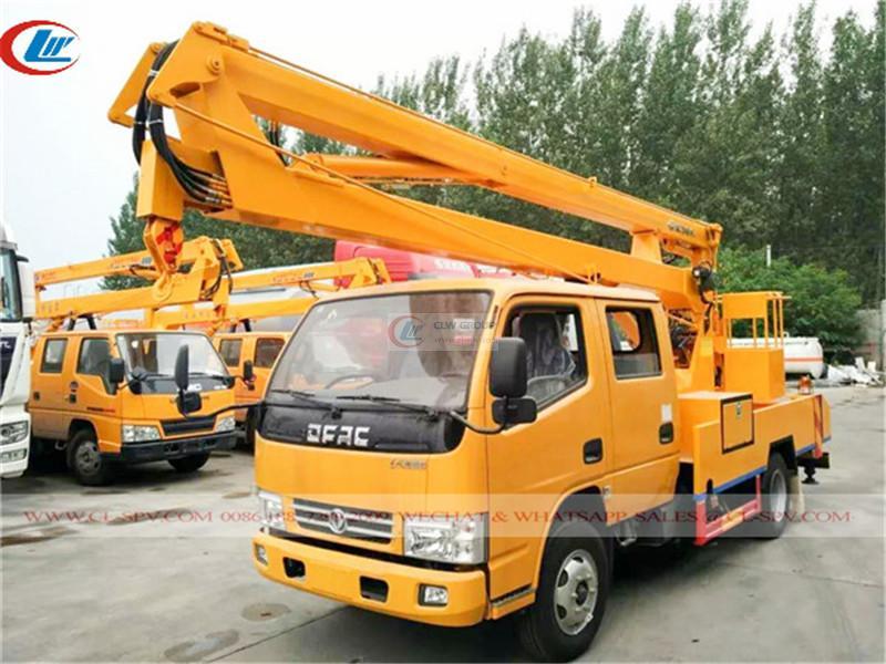 Dongfeng 16 meters Aerial PlatformTruck
