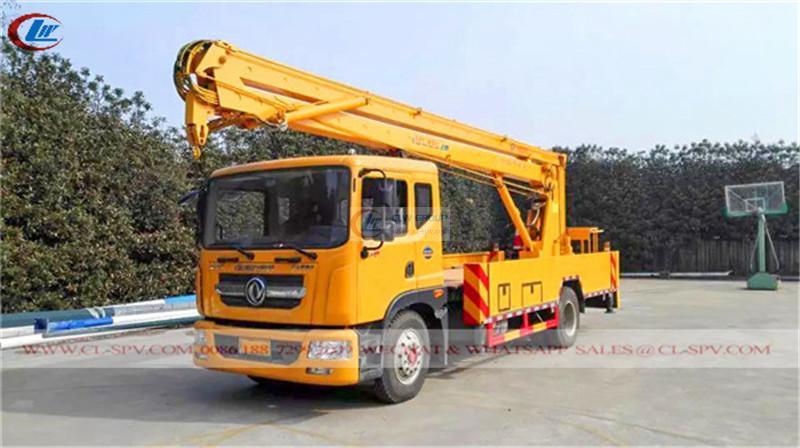 Dongfeng D9 20m Aerial PlatformTruck