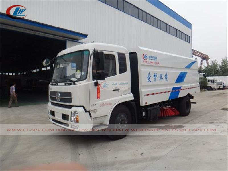 Dongfeng tianjin KR road sweeper