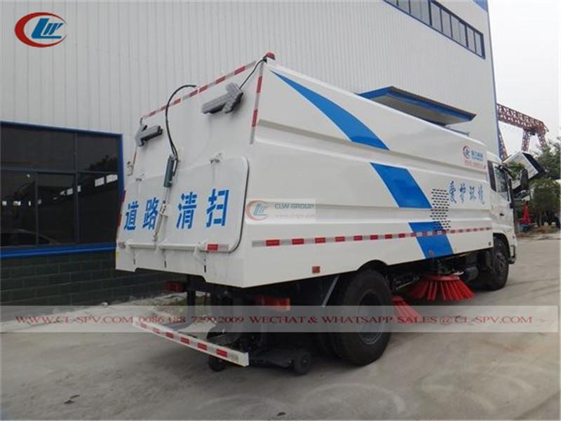 Dongfeng KingRun road sweeper