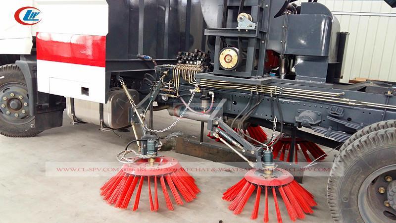 Dongfeng KingRun street sweeper