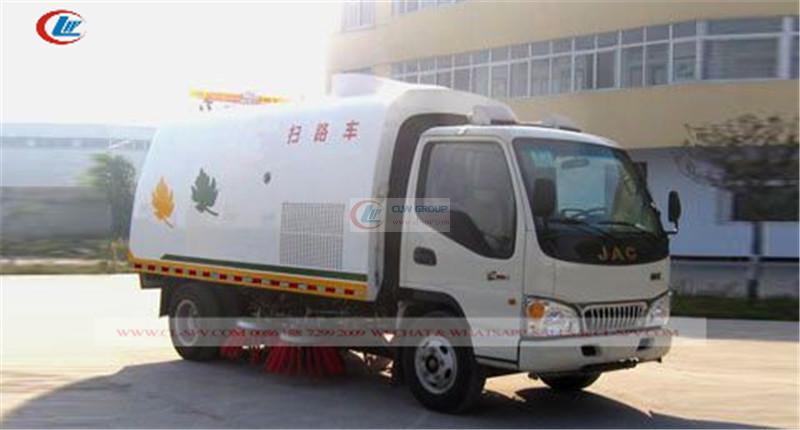 JAC Jianghuai road sweeper