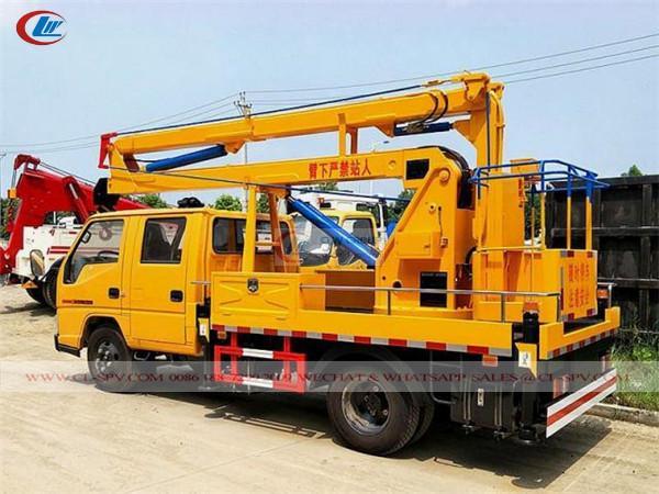 JMC 12m  small  Aerial Platform Truck