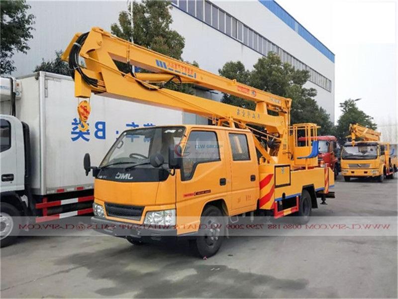 JMC Jiangling 14m Aerial Operating Truck 00