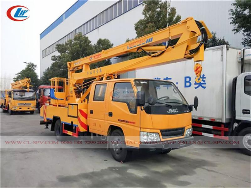 JMC Jiangling 14m Aerial  Operation / Bucket Truck