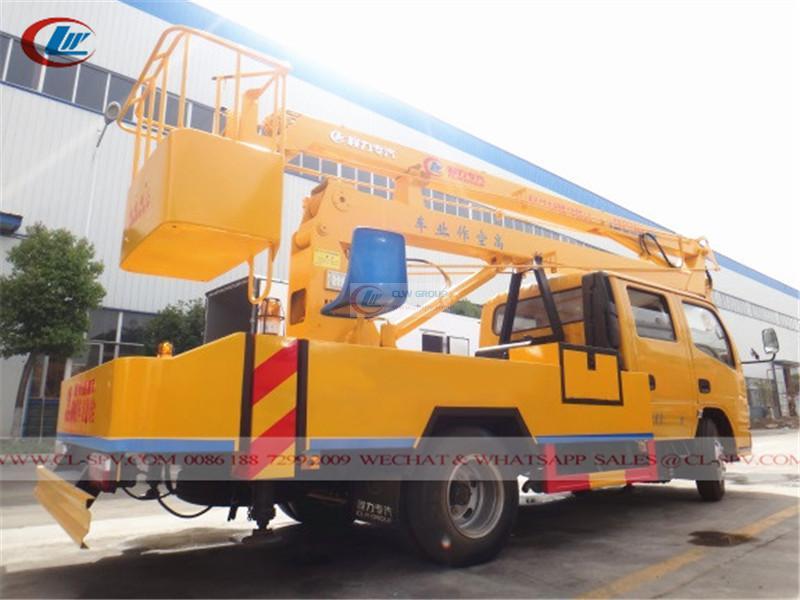 Isuzu 12 m Aerial  Operation / Bucket Truck