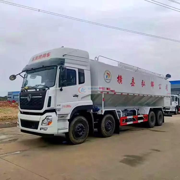 SAIC Hongyan 20  cbm feed truck