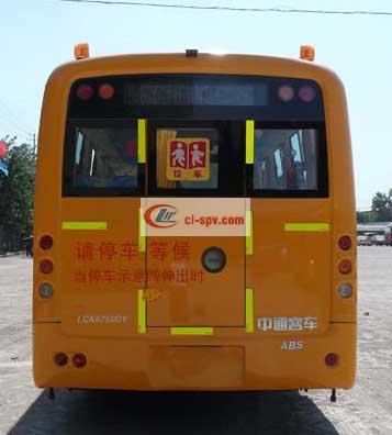 42座幼儿园校车