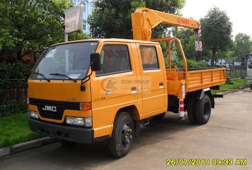 JMC Truck Crane