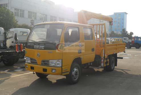 Dongfeng Jinba truck mounted crane