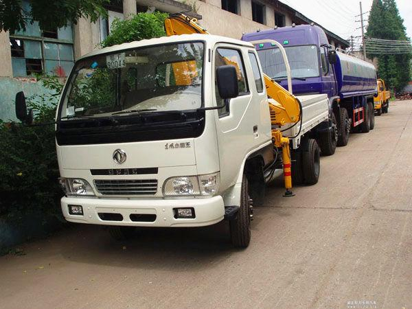 Dongfeng Furica 2 Ton Truck-mounted Crane