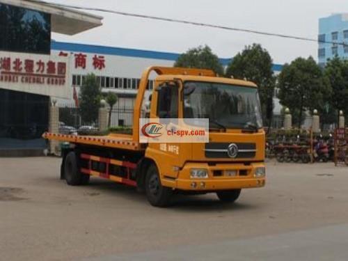 Dongfeng Xiaotianjin Pritsche One Tow Two Wrecker ( EuroFourth)