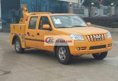 JMC Pickup Wrecker Truck