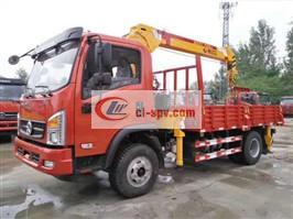 Dongfeng Duolika Xinfeigong 5 Ton Truck-mounted Crane