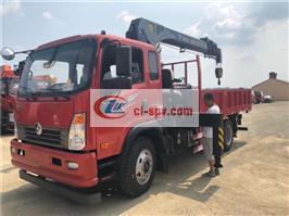 Dongfeng Yuhu XCMG 6.3 Tonne LKW-Kran