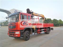 Dongfeng Special Commercial 8 Tonne LKW-Kran