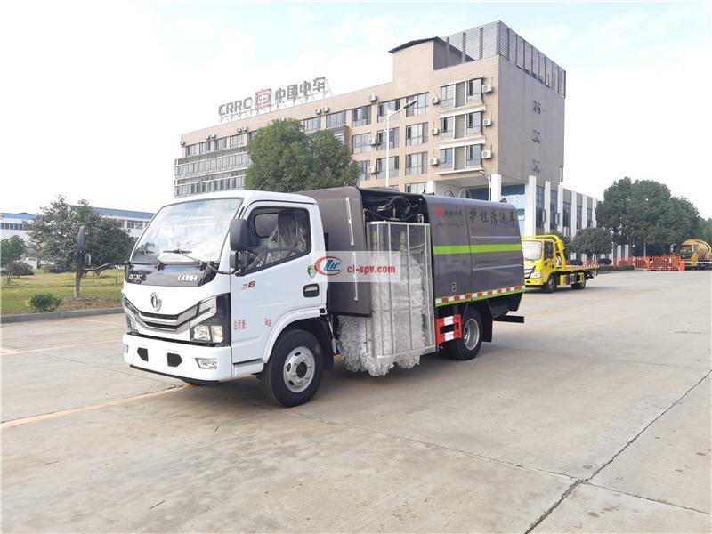 Dongfeng Xiaodolika Leitplanke Reinigungswagen