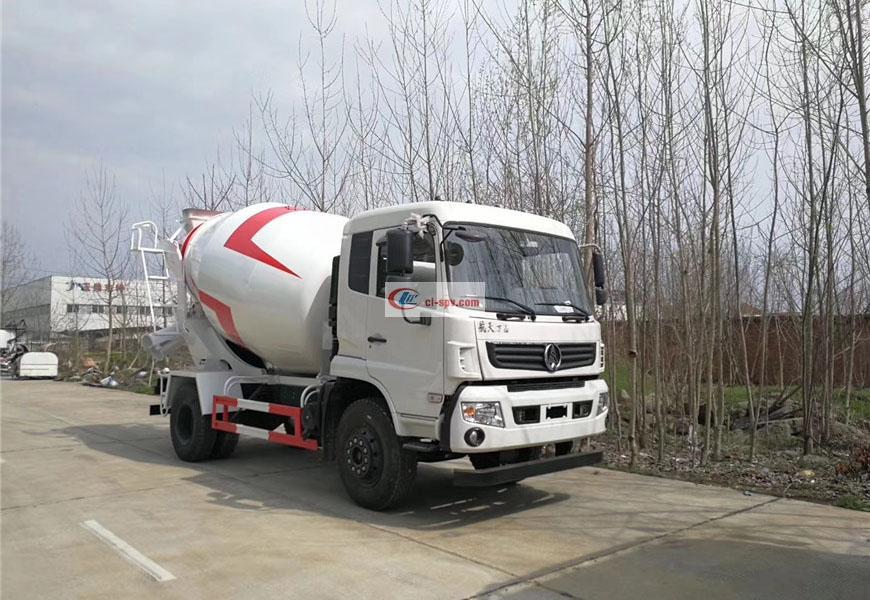 Aérospatiale Wanshan 5 camion de mélangeur de partie