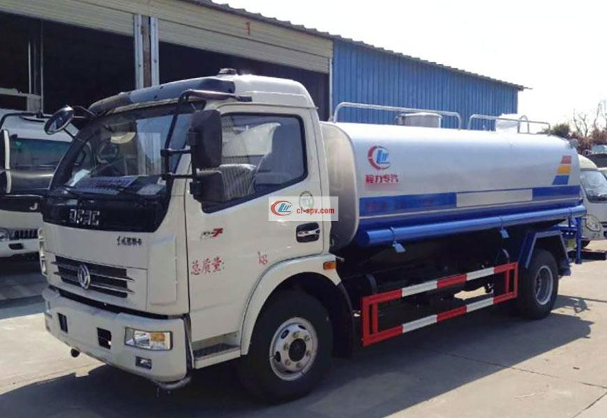 Dongfeng Dolica D7 water truck