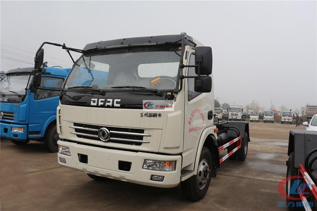 Dongfeng detachable garbage truck