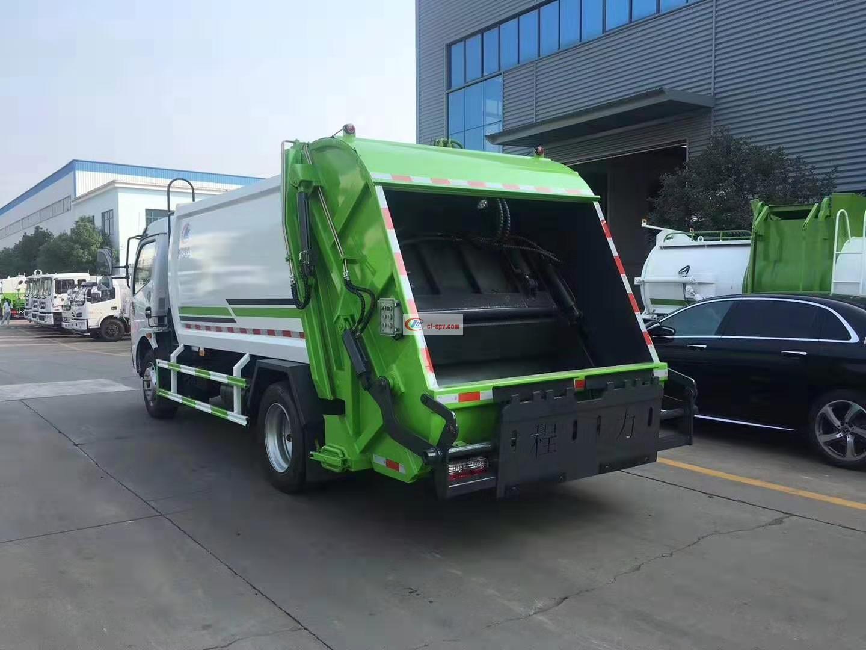 东风凯普特K7compactor garbage truck