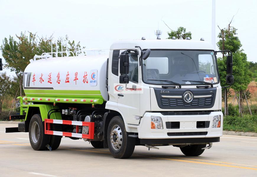 Dongfeng Tianjin 12  cbm water truck