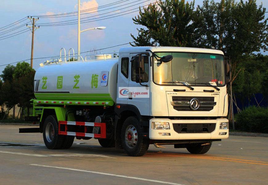 Dongfeng D9 (12-15 cbm) water truck