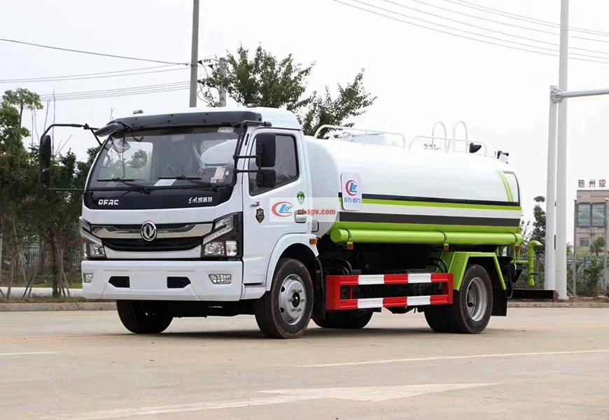 Dongfeng Dolica 10 square water truck (National VI)