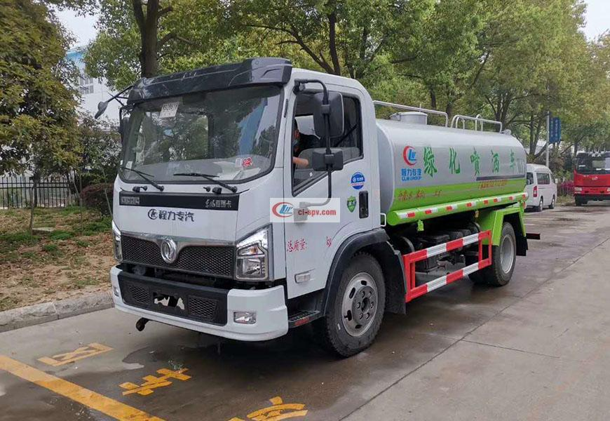 Dongfeng Furika 10-square water truck (National VI)