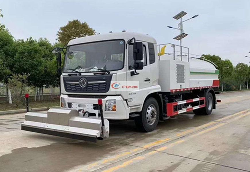Dongfeng Tianjin Road Cleaning Vehicle National VI