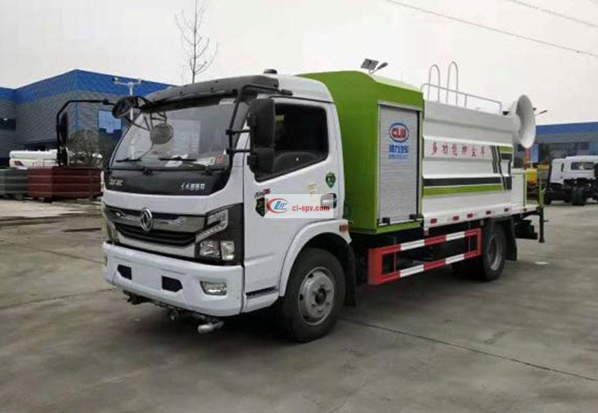 Dongfeng Duolika 8-Square Dust Suppression Vehicle National Six