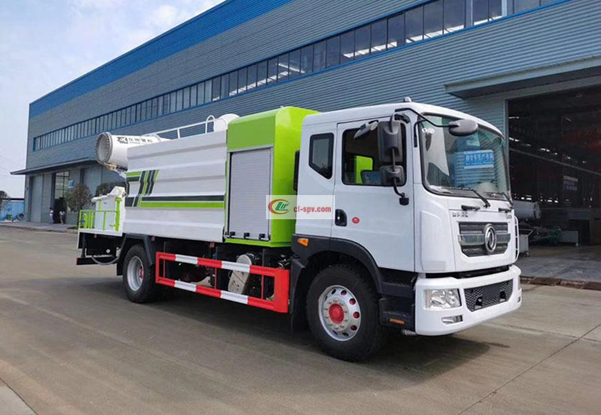 Dongfeng Dolica D9 Dust Suppression Vehicle