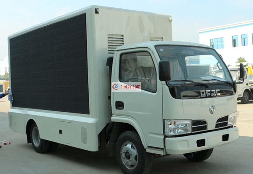 Dongfeng led advertising vehicle