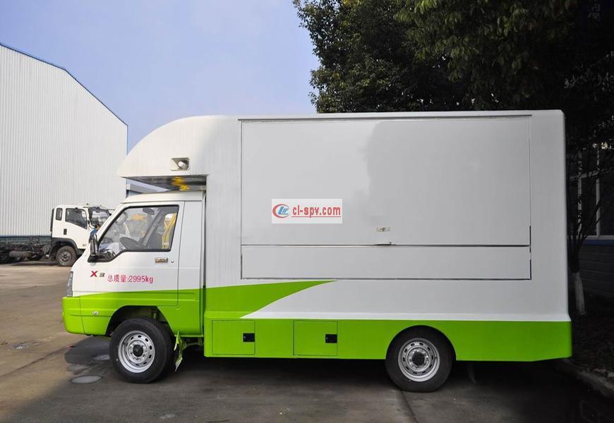 Мобильный грузовик для продажи Jianghuai Kangling X3 National V