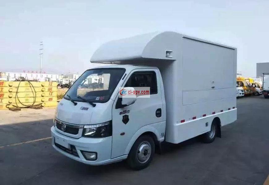 Dongfeng Tuyi Sales Truck National VI