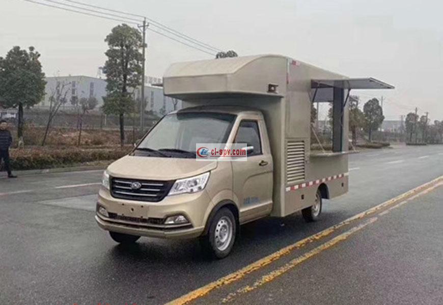 Nanjun Sales Truck National VI