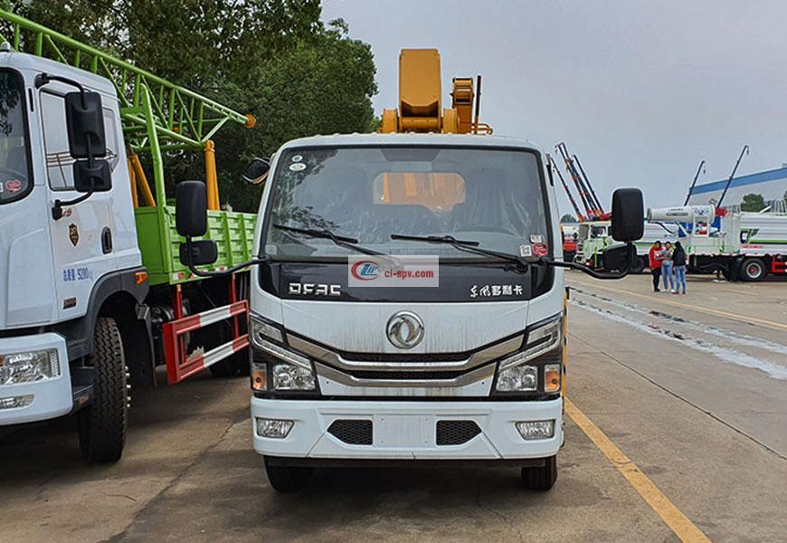 国六东风多利卡18米高空作业车图片