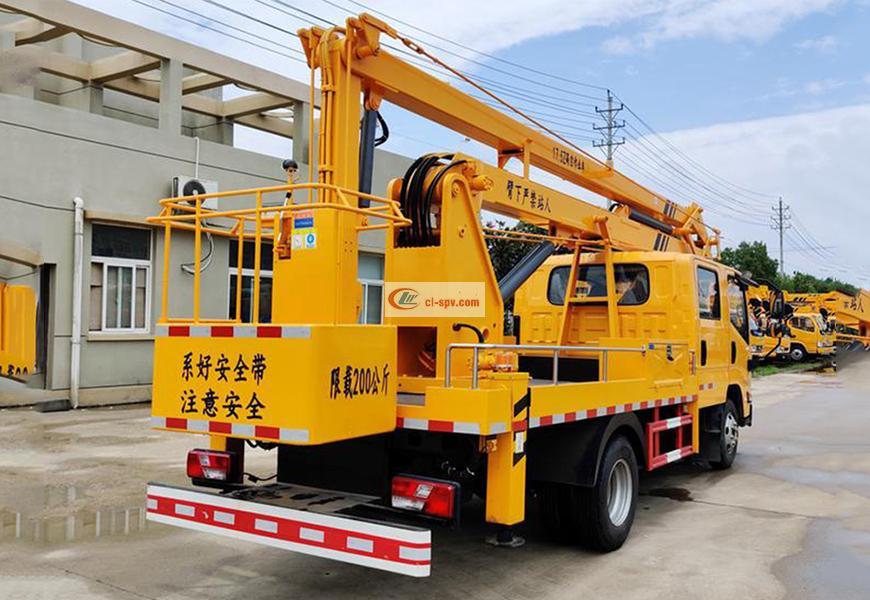 江铃凯运17.5米高空作业车