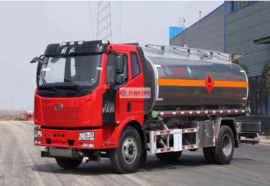 CLW5180GYYLC5 aluminum alloy oil tanker