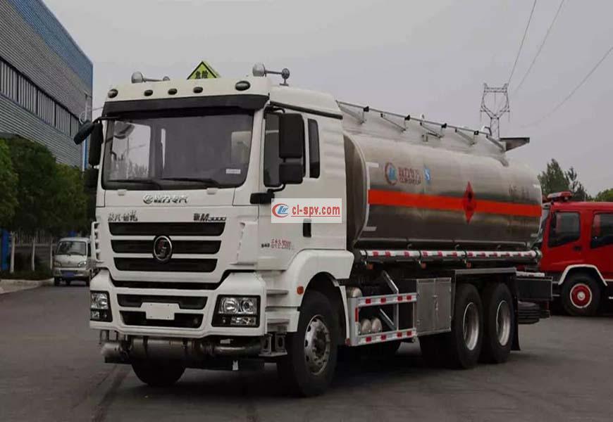 CLW5250GYYLS5 aluminum alloy oil tanker